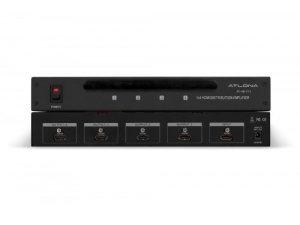Atlona AT-HD-V14 HDMI répartiteur vidéo – Répartiteurs vidéo (HDMI, 1920 x 1200 Pixels, 225 MHz, Noir, 0-41 °C, CE/FCC/UL)