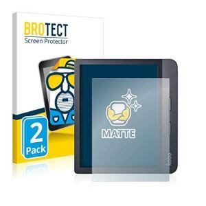brotect Protection Ecran Anti-Reflet Compatible avec Kobo Libra H2O (2 Pièces) – Film Protection Ecran Mat