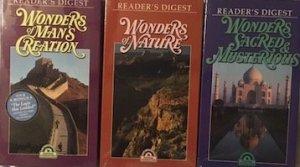 Digest–Idéal pour lecteur de Merveilles du monde (3VHS Vedio de)