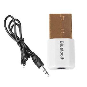 FancysweetyFR Adaptateur Mini USB V4.0 AUX dongle récepteur de Musique Son pour PC émetteur Adaptateur récepteur