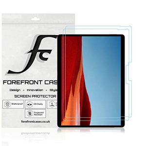 Forefront Cases Protection écran pour Microsoft Surface Pro X – 2 Unité – Microsoft Surface Pro X 13 Pouces 2019 Protection écran – Pet – Ultra Fin 0.1mm, Résiste aux Fissures, Ultra Clair