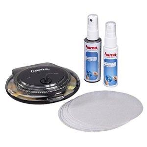 Hama 51488 kit de Nettoyage/Réparation pour CD et DVD