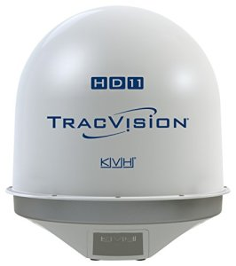 Kvh 1007-70010 Tracvision hd11 Antenne TV