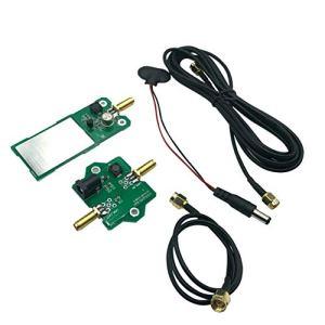 MachinYesell Antenne SDR Mini-Whip Antenne Active à Ondes Courtes MiniWhip pour Radio de minerai, Radio à Tube (Transistor), réception RTL-SDR (Couleur: Vert)