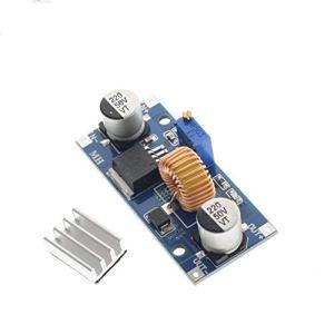 Module Buck DC-DC Xl4015 Réglable Module 4~38V Haute Puissance 96% Haute Efficacité 5A Module Buck – Bleu