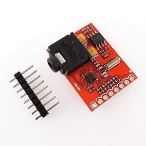 ouying1418 HW-322 Si4703 FM Tuner Evaluation Board for Arduino Portable Radio Tuner Board