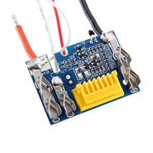 PerGrate BL1430 BL1450 Batterie au Lithium pour Makita 14,4 V