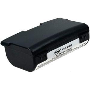Powery Batterie pour Intermec Type 318-015-002, 7,4V, Li-ION [ Batterie pour Lecteur de Code-Barre ]