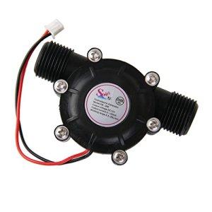 Sharplace DC12V Micro Hydro Générateur à Turbine Electrique Flux Hydraulique en Énergie Électrique Charge d'eau