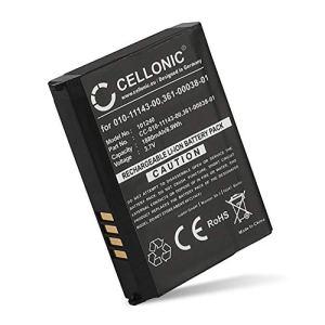 CELLONIC® Batterie Compatible avec Garmin Aera 500 Aera 510 Aera 550 Aera 560 nüvi 500 nüvi 510 nüvi 550 SafeNav zumo 220 zumo 600 zumo 650 zumo 660, 010-11143-00 361-00038-01 1880mAh Accu Rechange