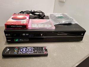COMBI LECTEUR ENREGISTREUR DVD/VHS RCT689H
