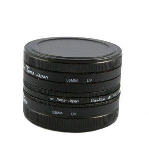 Conteneur de filtres 77mm – Offre une parfaite protection contre des dommages de toutes sortes.