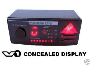 Detecteur de radar Valentine One RC