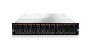 Lenovo Storage V3700 V2 boîtier de disques Rack (2 U) Noir, Argent – Boîtiers de disques (Disque Dur, SSD, Série Attachée SCSI (SAS), 2.5″, 0, 1, 5, 6, 10, Rack (2 U), Noir, Argent)