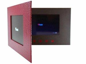 Phibook, l'album photo du XXIème siècle qui se fait en 2 temps 3 mouvements et qui lit les vidéos (Rouge Rubis)