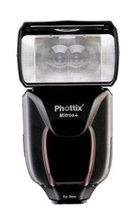 Phottix PH80384 Emetteur/Récepteur pour Flash Sony Noir