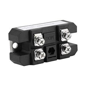 150A 1600V Noir Redresseurs en Pont à diode monophasé, Pont redresseur Haute Puissance 4 Terminaux