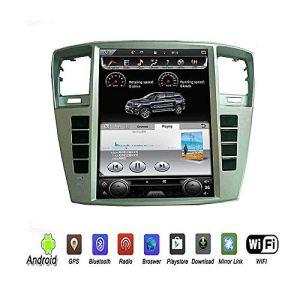 Car Bluetooth Radio, Lecteur Multimédia Pour Voiture Mercedes ML/GL Avec 2 DIN 12,17 Pouces HD Numérique À Écran Tactile Avec Bluetooth Appel/Miroir Link/Commande Au Volant/USB/TF Carte