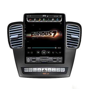 DVD Voiture Radio, 12.1 Pouces Android 8.1 Voiture 2DIN Lecteur Multimédia Avec Navigation GPS/Bluetooth Appel/Démarrage Rapide/DSP Fonction Adapté Pour GLS450 Mercedes Benz (2014-2017)