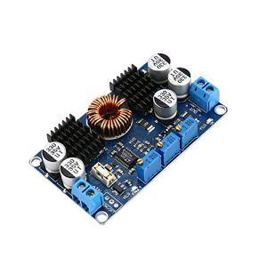 Goldyqin 1PCS Smart Electronics Conseil LTC3780 10A DC 5V-32V à 1V-30V Automatique Step Up Down Module de Charge du régulateur – Bleu
