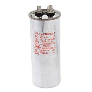 MagiDeal CBB65 450V AC 50/60HZ Condensateur du Moteur du Climatiseur 55-100VF pour Micro-Moteur Pompe à Eau Ventilateur – 60VF