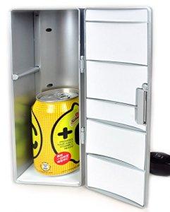Mondpalast® USB Mini Double frigo , portable