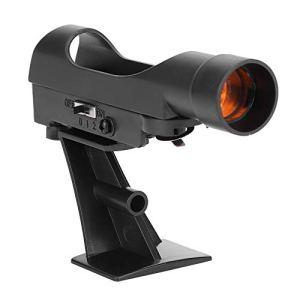 Mugast Téléscope Viseur Rouge, Télescope de Pointeur Etoile Chercheur pour Télescope Astronomique Celestron 80EQ 80 / 90DX Se