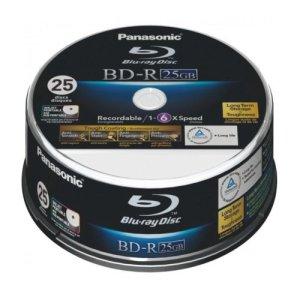 Panasonic 25GB 6X BD-R (Import Allemagne)