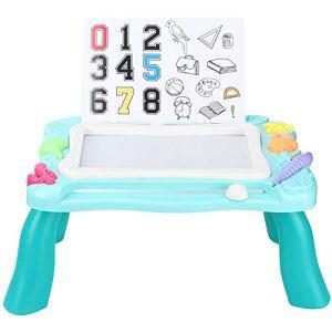 Tableau à Dessin Table D'écriture Esquissable Détachable Idéale pour Écrire Lire Et Dessiner
