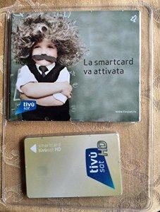 Tivusat Card – Scheda Tivùsat