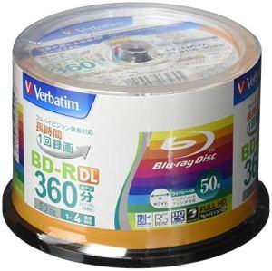 Verbatim VBR260YP50V1 read/write blu-ray disc (BD)