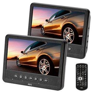 AEG DVD 4555 Car Cinema Set
