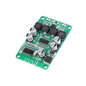 Amplificateur de Puissance numérique Carte Haut-Parleur Fond Musique dédiée Carte amplificateur de Puissance 2X15W Hf47 – coloré – 1 Taille