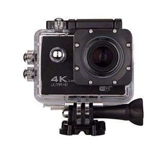 Caméra De Sport HD 4K Sport Imperméable Antenne Extérieure DV avec Télécommande Caméra Sport WiFi Enregistreur De Conduite De Surveillance À Distance