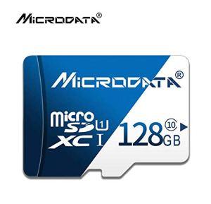 Carte mémoire Micro SD SDHC 128 Go Carte mémoire Haute Vitesse