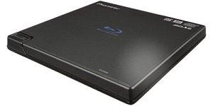 Pioneer BDR-XD05TB Lecteur DVD Externe USB 3.0 Noir