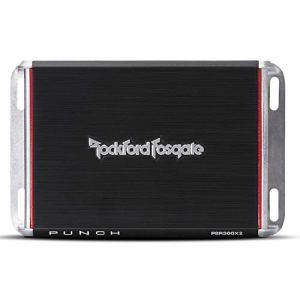 Rockford Fosgate pbr300 x 2 Punch-Amplificateur de Voiture Compact à 2 canaux 900 w Max 300 w RMS