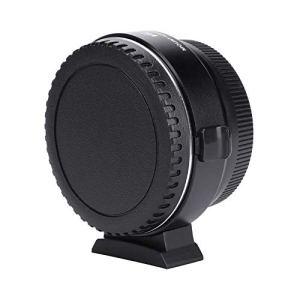 Yctze EF-EOS M2 Adaptateur de Montage de Mise au Point Automatique 0.71X pour Objectif Canon EF à l'appareil Photo Canon EOS-M
