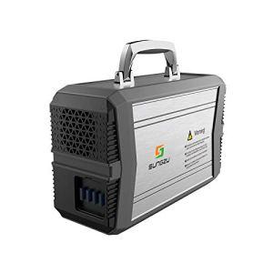 300 Watt Portable Outdoor Alimentation D'urgence Multifonctionnelle, Entrée 15V-30V, Onduleur Pour Mobile, Tablet, Ordinateur Portable Et Plus D'équipement, Version Optionnelle 110/60HZ-220V/50Hz
