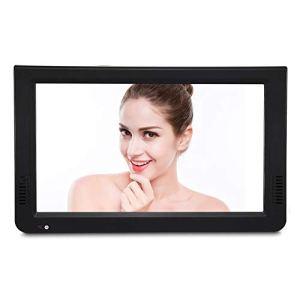 Byged Téléviseur LED TFT HD Couleur 10 Pouces, Prise en Charge PVR, Prise en Charge USB, Carte TF, télévision, pour Les Voyages