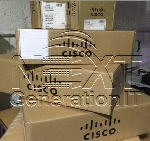 Cisco Catalyst 3750X -24T-S Commutateur de réseau (géré, 10/100/1000Mbps, 160Gbit/s, 10Gbit/s, SNMP 1, RMON 1, RMON 2RMON 3, RMON 9, Telnet, SNMP 3, SNMP 2C, HTTP, Ethernet, Fast Ethernet, Gigabit Ethernet) Argent