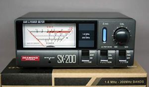 DIAMOND SX-200 ROSMETRO/WATTMETRO 1,8-200 MHZ 200W