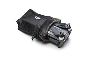 DJI CP.PT.000666 Sac de Transport de drône caméra Noir – Sacs de Transport de drône caméra (Noir, Uniforme, Mavic Pro)