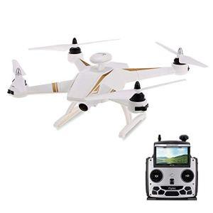 Drone RC, Caméra D80 Avec Caméra HD 1080P Drone 5.8G, Vidéo En Direct Et GPS De Retour À La Maison, Le Quadricoptère