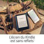 Kindle, maintenant avec un éclairage frontal intégré, Noir