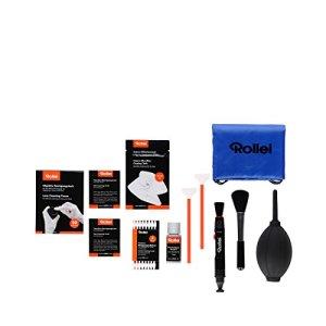 'Rollei re: Fresh Kit Appareil Photo Plein Format Nettoyage Multicolore