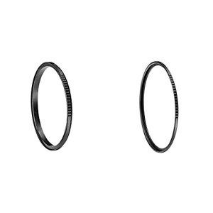 Manfrotto XUME MFXLA62 Adaptateur pour Objectif à fixation rapide 62 mm Noir + Manfrotto XUME MFXFH62 Porte-filtre à fixation rapide 62 mm Noir