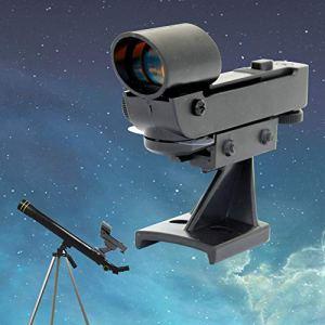 ningdeCK Finderscope léger, professionnel, réglable, hauteur réglable, astronomie, point rouge, visée précise, utilisation pratique