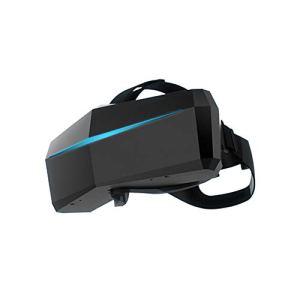 SCKL VR Lunettes, Haute Réalité Virtuelle Résolution 8K PC Lunettes Casque VR Ultrawide 200FOV VR PC Casques D'écoute (Double 2560X1440p Panneaux LCD RGB)