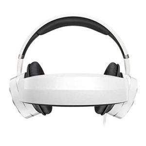 SCZZ Théâtre Mobile Virtuel 3D, 1080P Perception Visuelle HD Lunettes, Universel Réglable VR Casque Lunettes,Blanc